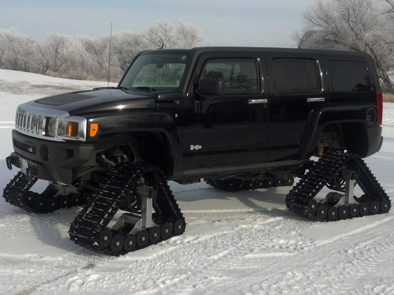 Snow Tracks For Trucks >> American Track Truck Car Truck Suv Rubber Track System