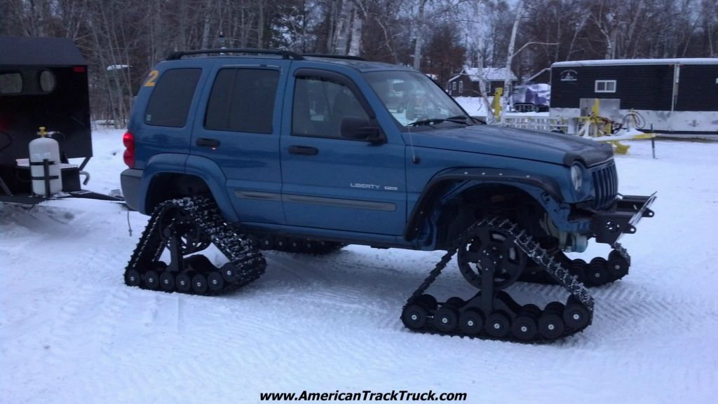 Jeep Liberty Ome Lift LOST JEEPS • View topic - Tracked Liberty