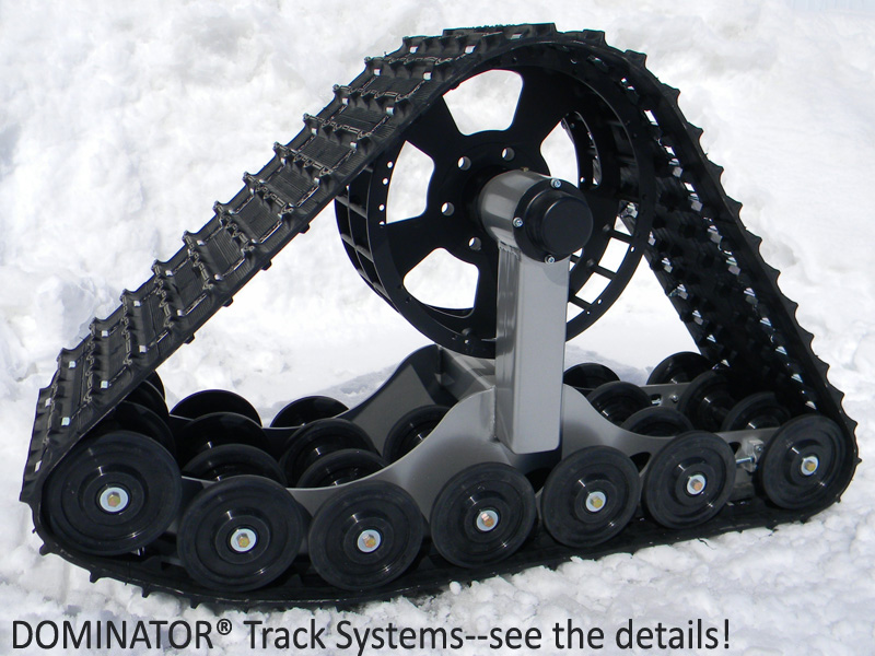 American Track Truck Car Truck Amp Suv Rubber Track System